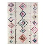 CosmoLiving Rugs America Soleil Collection Native Rug