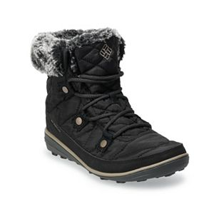 Columbia Heavenly Omni-Heat Short Women's Waterproof Winter Boots