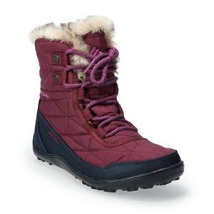 Columbia Minx Shorty III Women's Waterproof Winter Boots