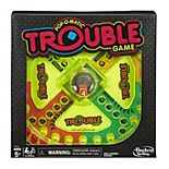 Trouble Neon Pop Board Game for Kids by Hasbro