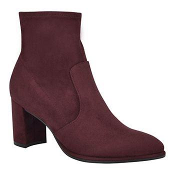 Nine West Luella Women's High Heel Ankle Boots
