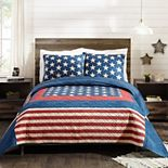 Modern Heirloom Americana Quilt Set