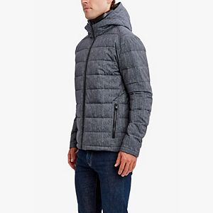 Men's Halitech Stretch Hooded Jacket
