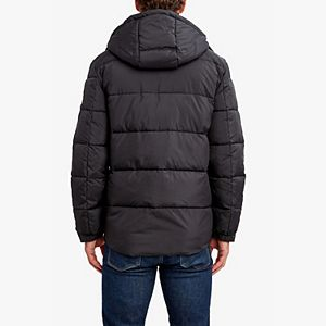 Men's Halitech Hooded Puffer Jacket