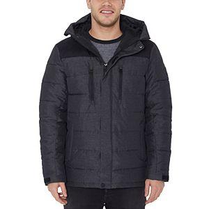 Big & Tall Halitech Hooded Ski Jacket