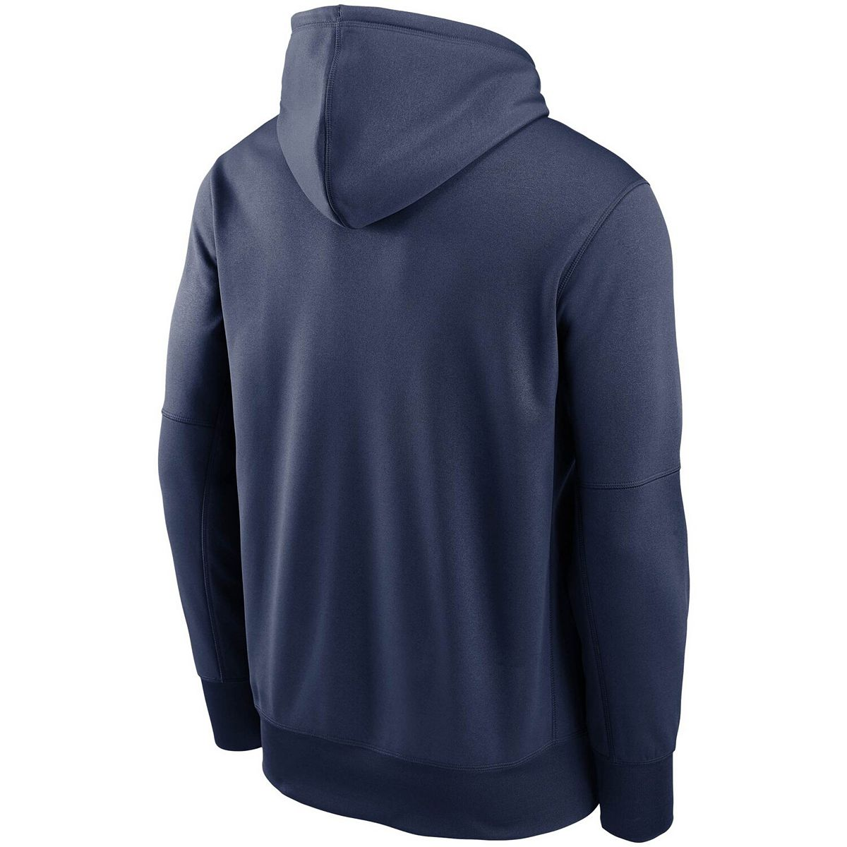 Men's Nike Navy Tampa Bay Rays Legacy Performance Pullover Hoodie 8X5Vt