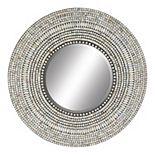 Stella & Eve Modern Mosaic Wall Mirror