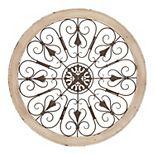 Stella & Eve Heart Scrollwork Medallion Wall Decor