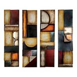 Stella & Eve Abstract Wall Art 4-piece Set