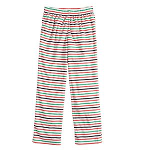 Jammies For Your Families® Kids 4-20 Striped Pajama Pants
