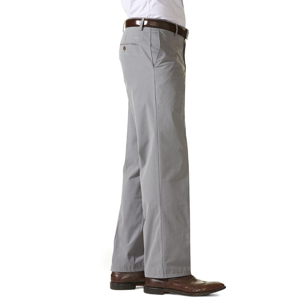 Men's Dockers® Signature D2 Straight-Fit Flat-Front Pants