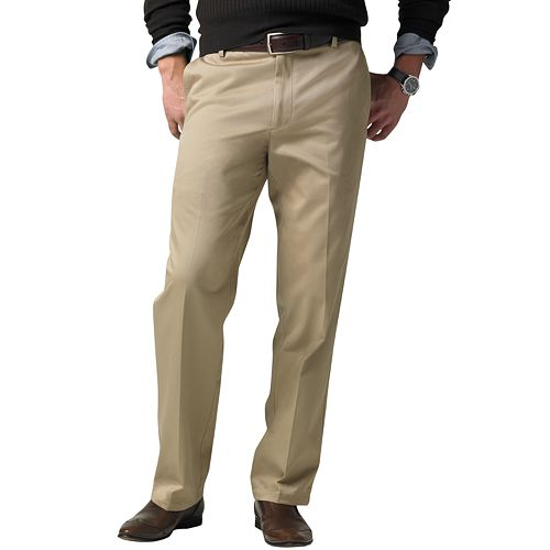 Dockers® Signature D2 Straight-Fit Flat-Front Pants