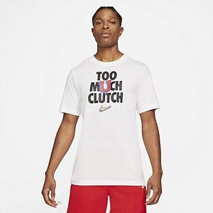 Men's Nike Dri-FIT To Much Clutch Basketball Tee