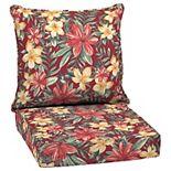Arden Selections 2-piece Outdoor Conversation Set Cushion Set