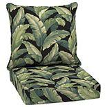 Arden Selections 2-piece Outdoor Deep Seat Cushion Set