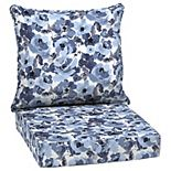 Arden Selections 2-piece Outdoor Deep Seat Cushion Set