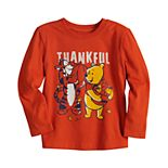 "Disney's Winnie the Pooh & Tigger Toddler Boy ""Thankful"" Graphic Tee by Jumping Beans®"