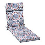 Arden Selections Outdoor Chaise Cushion