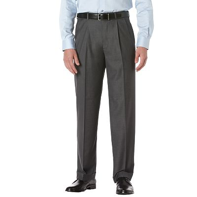 Axist Pleated No-Iron Dress Pants