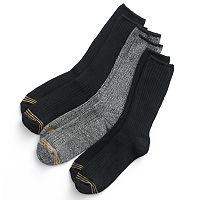 Boys GOLDTOE 3-pk. Microfiber Dress Socks
