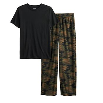 Urban Pipeline Tee & Bottoms Pajama Set in Regular & Husky (Boys 4-20)