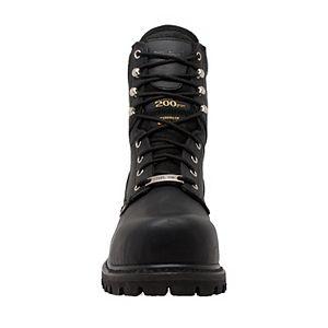 AdTec Super Logger Men's Waterproof Steel Toe Work Boots