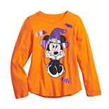 Disney's Minnie Mouse Girls 7-16 & Plus Size Witch Long Sleeve Tee by Jumping Beans®