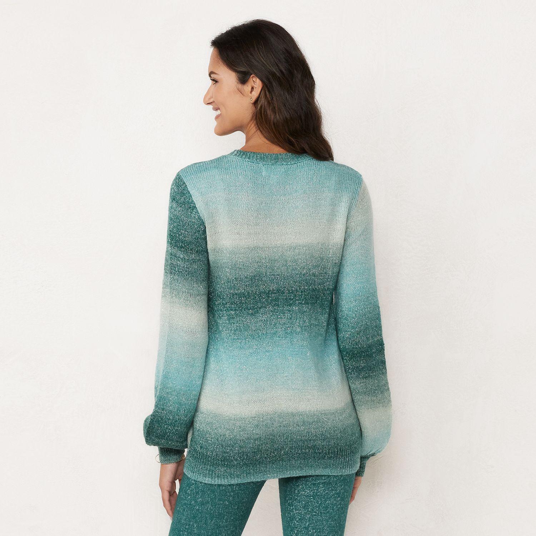 Women's LC Lauren Conrad Knitted Sweater
