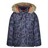 Toddler Boy Carter's Hooded Heavyweight Parka Jacket