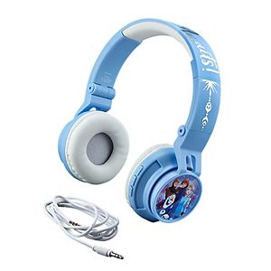 KIDdesigns Disney Frozen II Bluetooth Headphones