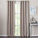 Corona Curtain 1-panel Caden Grommet Top Window Curtain