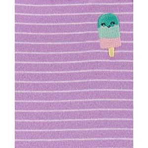 Baby Girl Carter's Popsicle Bodysuit & Short Set