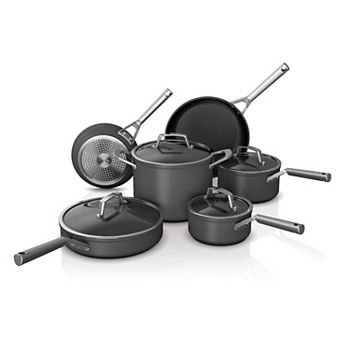 10-Piece Ninja Foodi NeverStick Cookware Set + $49 Kohls Rewards