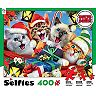 Ceaco 400 pc. Together Time Selfies Cats Puzzle