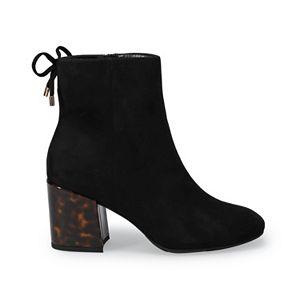 SO® Danio Women's High Heel Ankle Boots