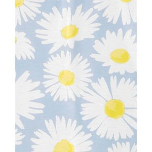 Toddler Girl Carter's 2-Pack Daisy Nightgowns