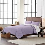 Sonoma Goods For Life® Pick Stitch Reversible Quilt or Sham