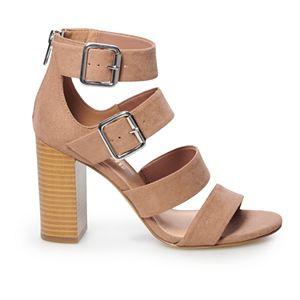 madden NYC Hero Women's Strappy Sandals