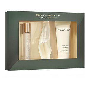 DKNY Donna Karan Cashmere Mist 3-Piece Women's Perfume Gift Set - Eau de Toilette ($123 Value)