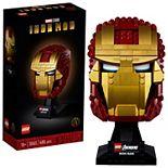 LEGO Marvel Avengers Iron Man Helmet 76165 Building Kit