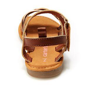 Carter's Nova Toddler Girls' Sandals