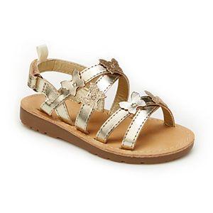 Carter's Abbie Toddler Girls' Sandals