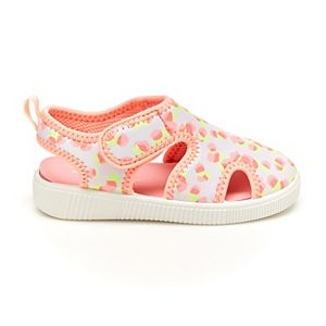 Carter's Troy Toddler Girls' Water Shoes