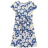 Girls 4-12 Carter's Daisy Dress