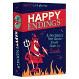 Happy Endings: A Devilishly Fun Game From Start To Finish by All Things Equal