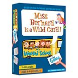 Miss Bernard Is A Wild Card: The Official My Weird School Game by All Things Equal