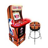 Arcade 1 Up NBA JAM Special Edition Arcade Machine & Stool