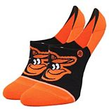Women's Stance Baltimore Orioles Invisible No Show Socks