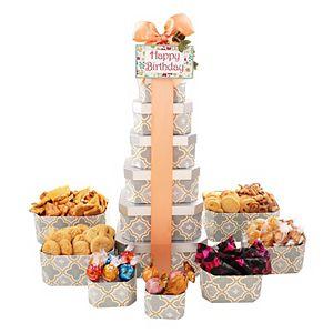 Alder Creek High Happy Birthday Tower