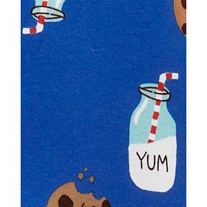 Baby Boy Carter's 4 Piece Cotton Pajamas Set